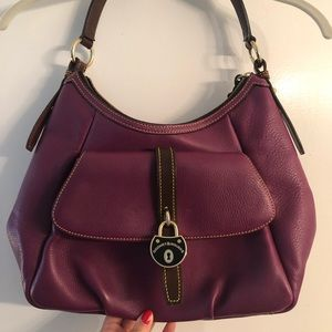 Dooney and Bourke Samba Hobo